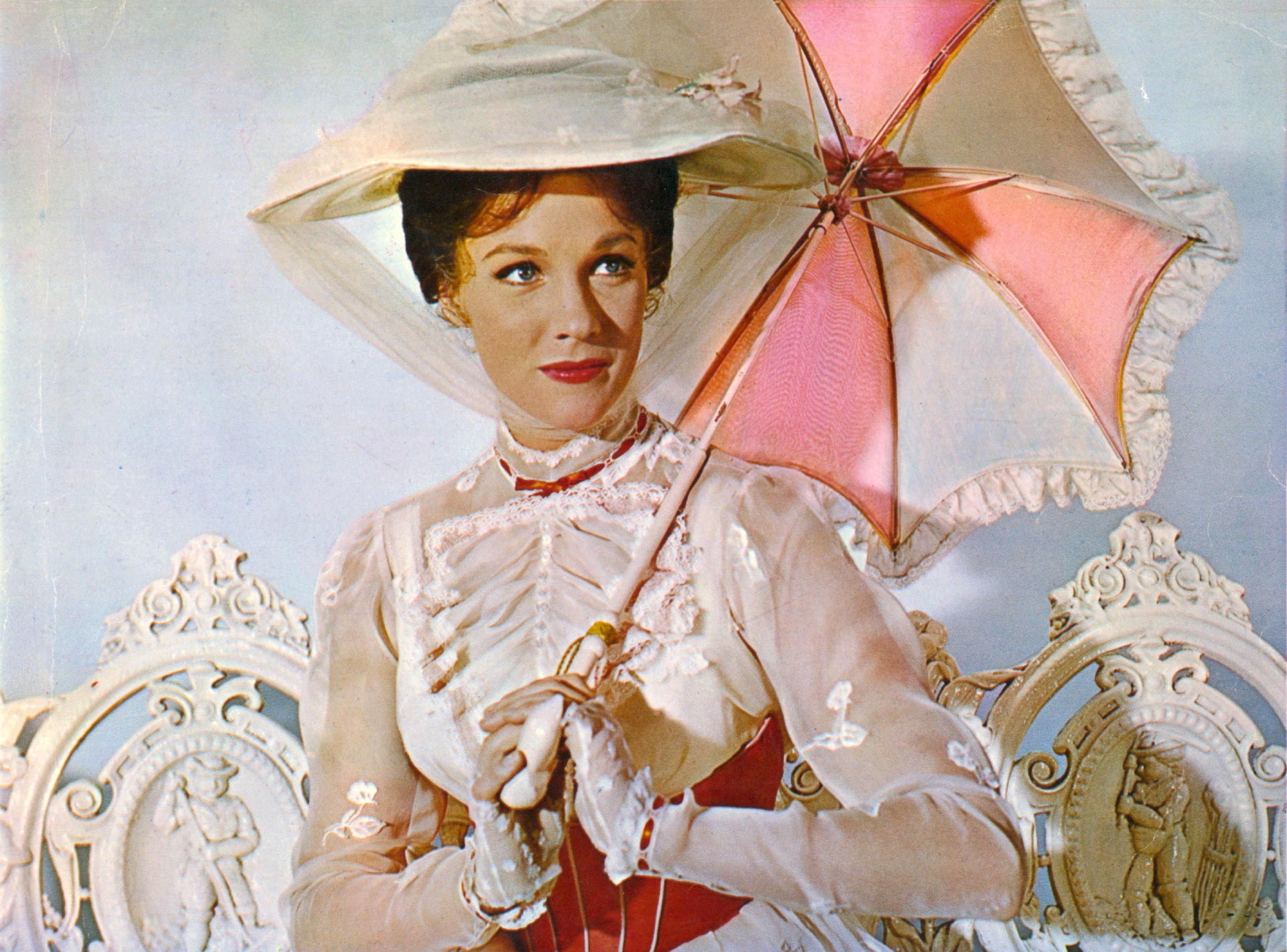 'Mary Poppins' Sequel Director Reveals Why Julie Andrews Turned Down Role In New