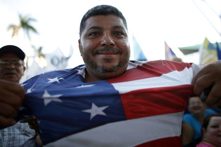 Puerto Rican pride - San Juan, Puerto Rico, Nov. 3, 2012