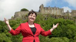 Ruth Davidson Says Theresa May Should 'Look Again' At Hard Brexit After Election