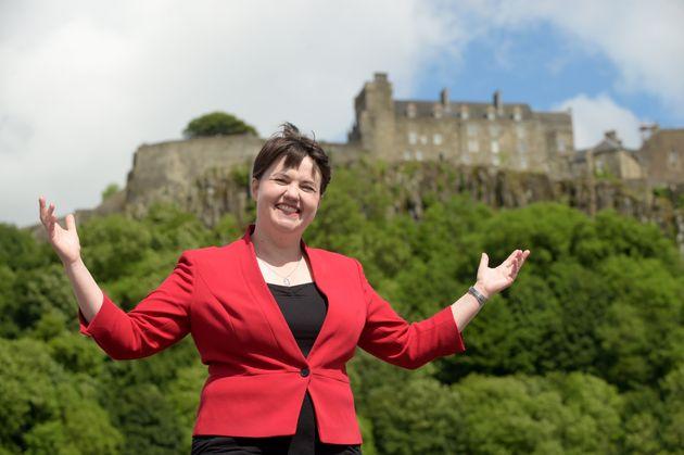 Ruth Davidson Says Theresa May Should 'Look Again' At Brexit Plan After Election