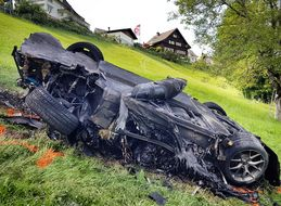 Richard Hammond Airlifted To Hospital After Crashing Supercar During 'Grand Tour' Filming