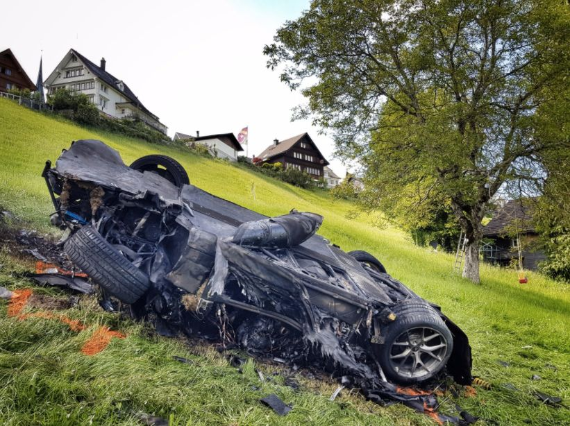 Former 'Top Gear' Star Involved In Serious Car