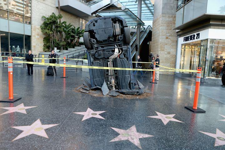 Hollywood, United States.