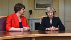 DUP Confirms 'Confidence And Supply' Agreement, Downing Street