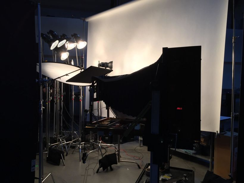 Tai is invited to a photoshoot in recognition of making LinkedIn's Inaugural List of Top Voices.