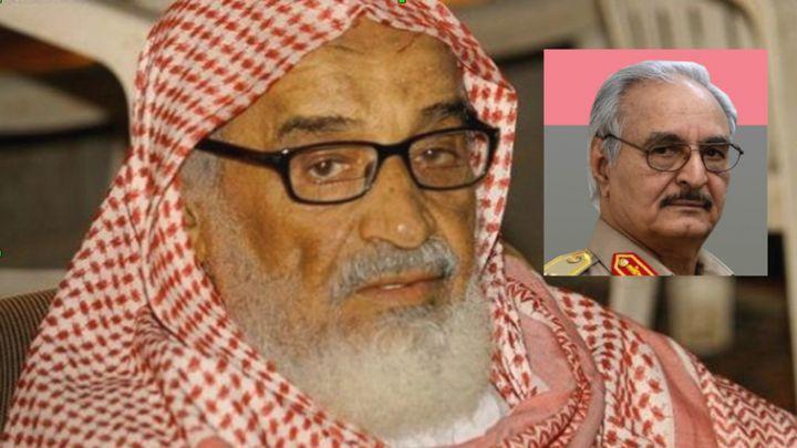 Sheikh Al-Madkhali and Generl Haftar
