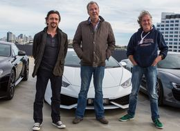 James May And Jeremy Clarkson 'Thought Richard Hammond Was Dead' When They Saw Crash Aftermath