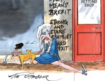 Gerald Scarfe's Sunday Times