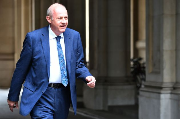 Damian Green is now Cabinet Office
