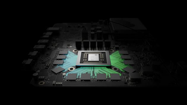 E3 2017: Xbox One X officially revealed