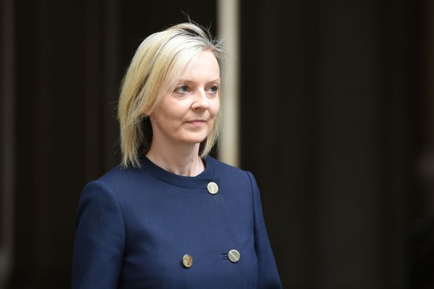 Liz Truss was demoted from Justice