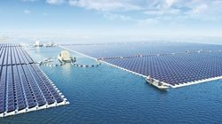 China Has Just Finished The World's Largest Floating Solar
