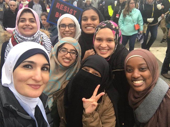 <p>Women's March on Washington</p>