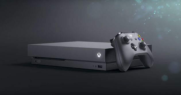 Xbox One X Unveiled At E3 2017 As The 'World's Most Powerful