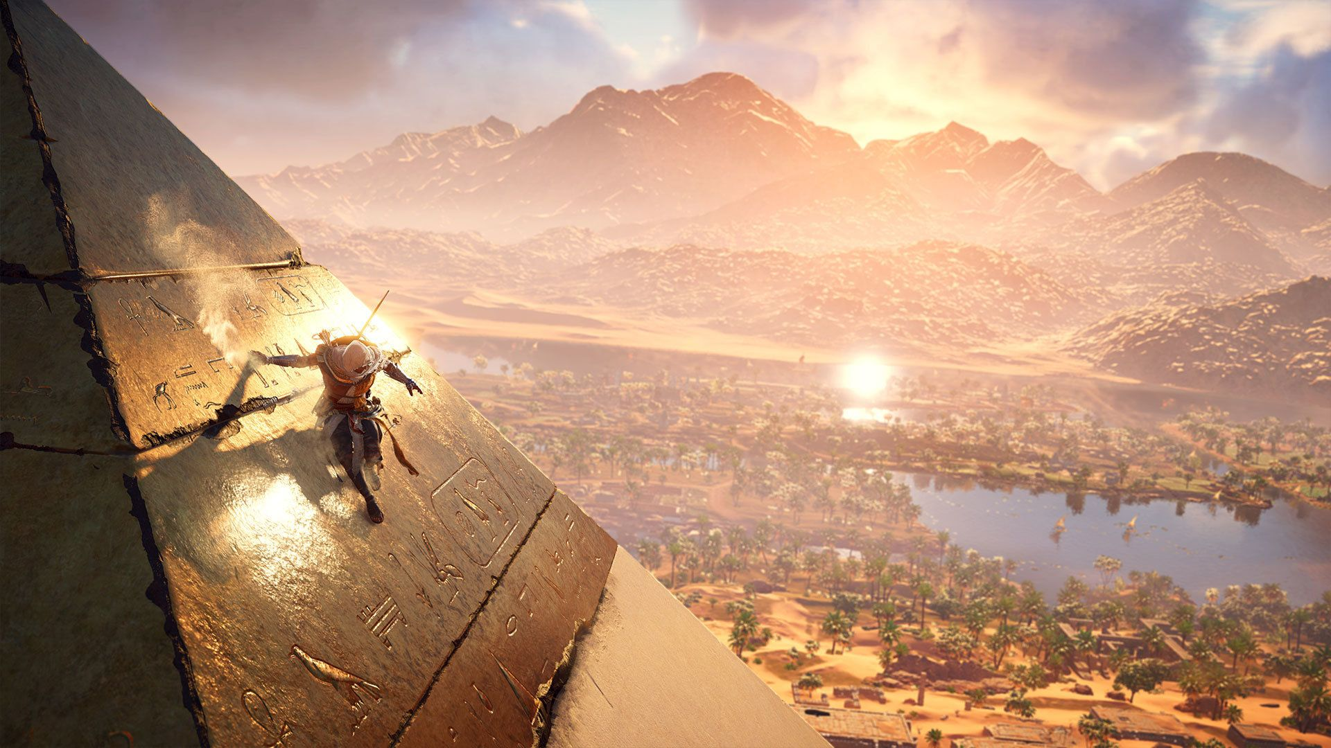 Assassin's Creed Origins Will Transport You To Ancient