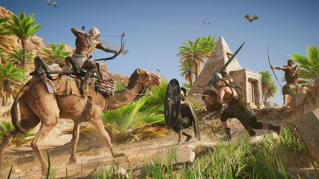 Assassin's Creed Origins Trailer Revealed At E3