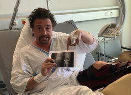Richard Hammond Apologises To His Wife And Family In Video Message From Hospital Bed