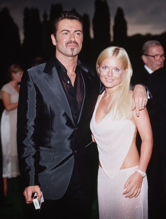 Geri and George in