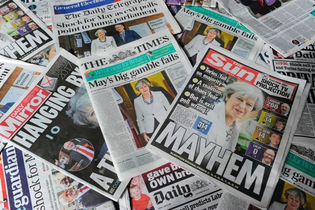 The analysis showed general election coverage was dominated by men despite the fact that the prime minster...