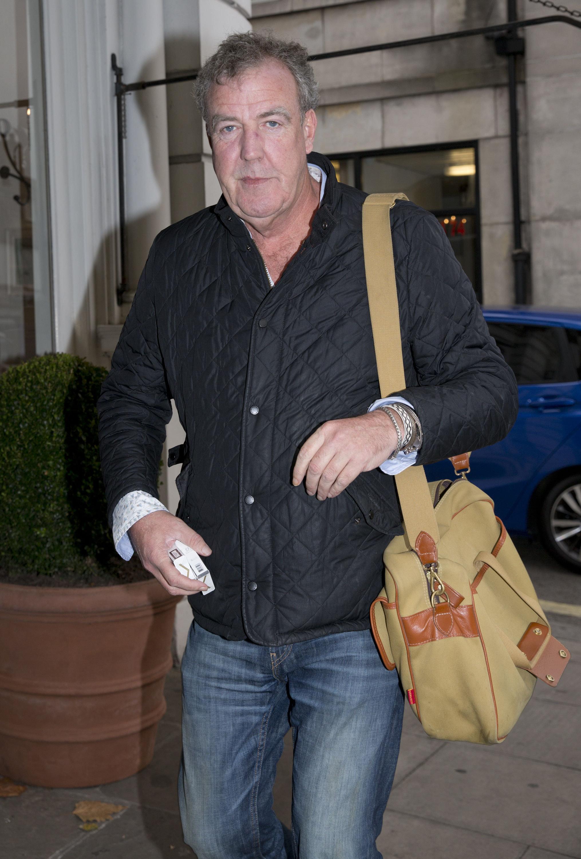 Jeremy Clarkson Gives Eyewitness Account Of Richard Hammond's 'Inferno'