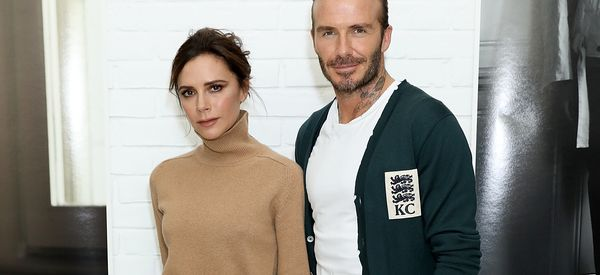 David And Victoria Beckham Prove They're Fashion's Ultimate Couple At London Fashion Week Men's