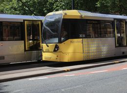 Murder Probe After Man Is Hit By Tram In Manchester