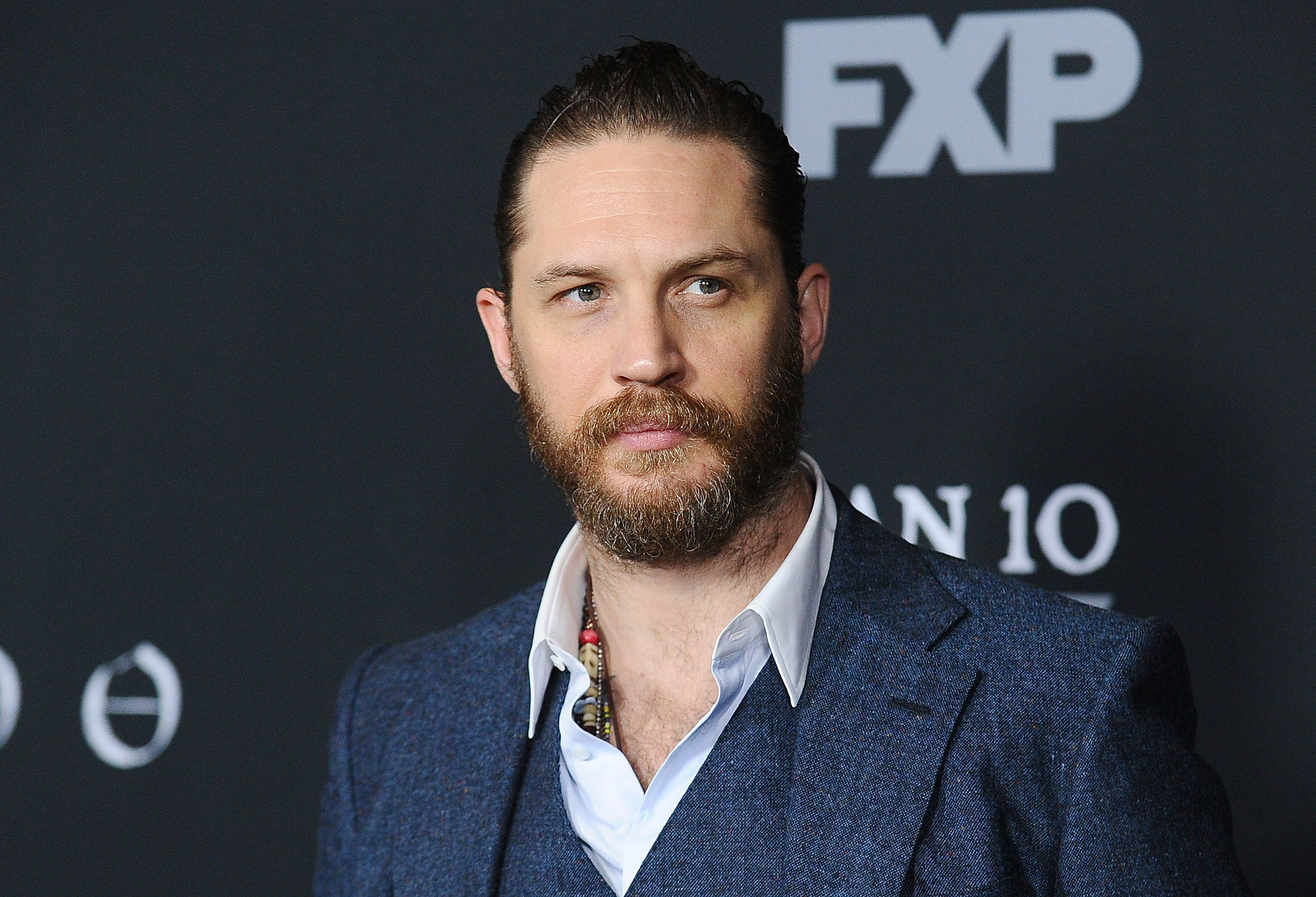 Tom Hardy Shuts Down 'Aladdin' Remake Role Rumours