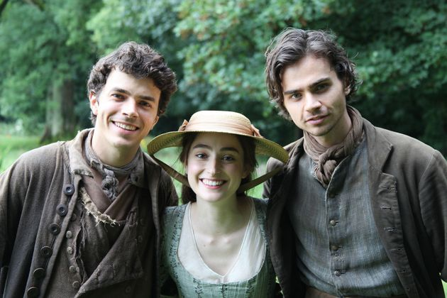 Three brand new characters to set the cat among the Poldark