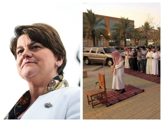 QUIZ: Who Said It: The DUP Or Saudi Arabia's Sharia