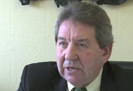 Gordon Henderson, MP for Sittingbourne and Sheppey, believes an explosion could create a