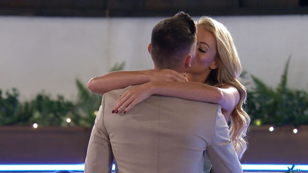 Olivia and Sam looked like love's young dream last