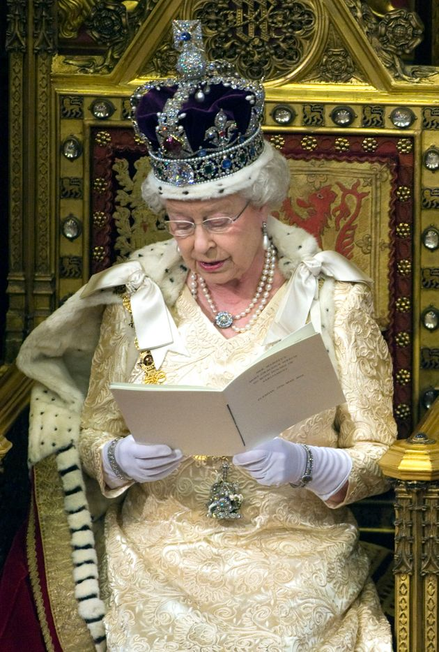 The Three Utterly British Reasons Why Scheduling The Queen's Speech Has Been A