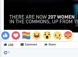 Facebook Has Introduced A Rainbow Flag Emoji, But Don't Worry If You Can't See It Yet
