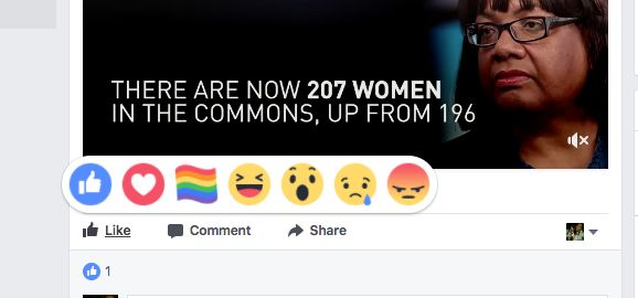 Facebook Has Introduced A Rainbow Flag Emoji, But Don't Worry If You Can't See It