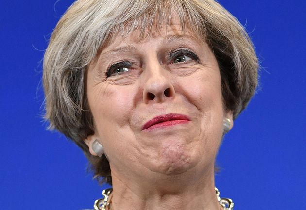 Theresa May hated the 'strong and stable' election