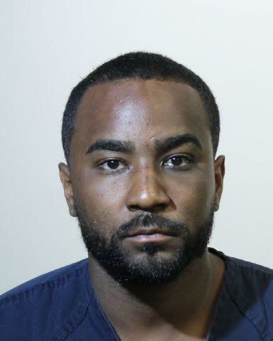 SANFORD, FL- JUNE 10:  In this handout provided by the Seminole County Sheriff's Office, Nick Gordon poses for a mugshot photo after he was was arrested for domestic battery and false imprisonment on June 10, 2017 in Sanford, Florida. (Photo by Seminole County Sheriff's Office via Getty Images)