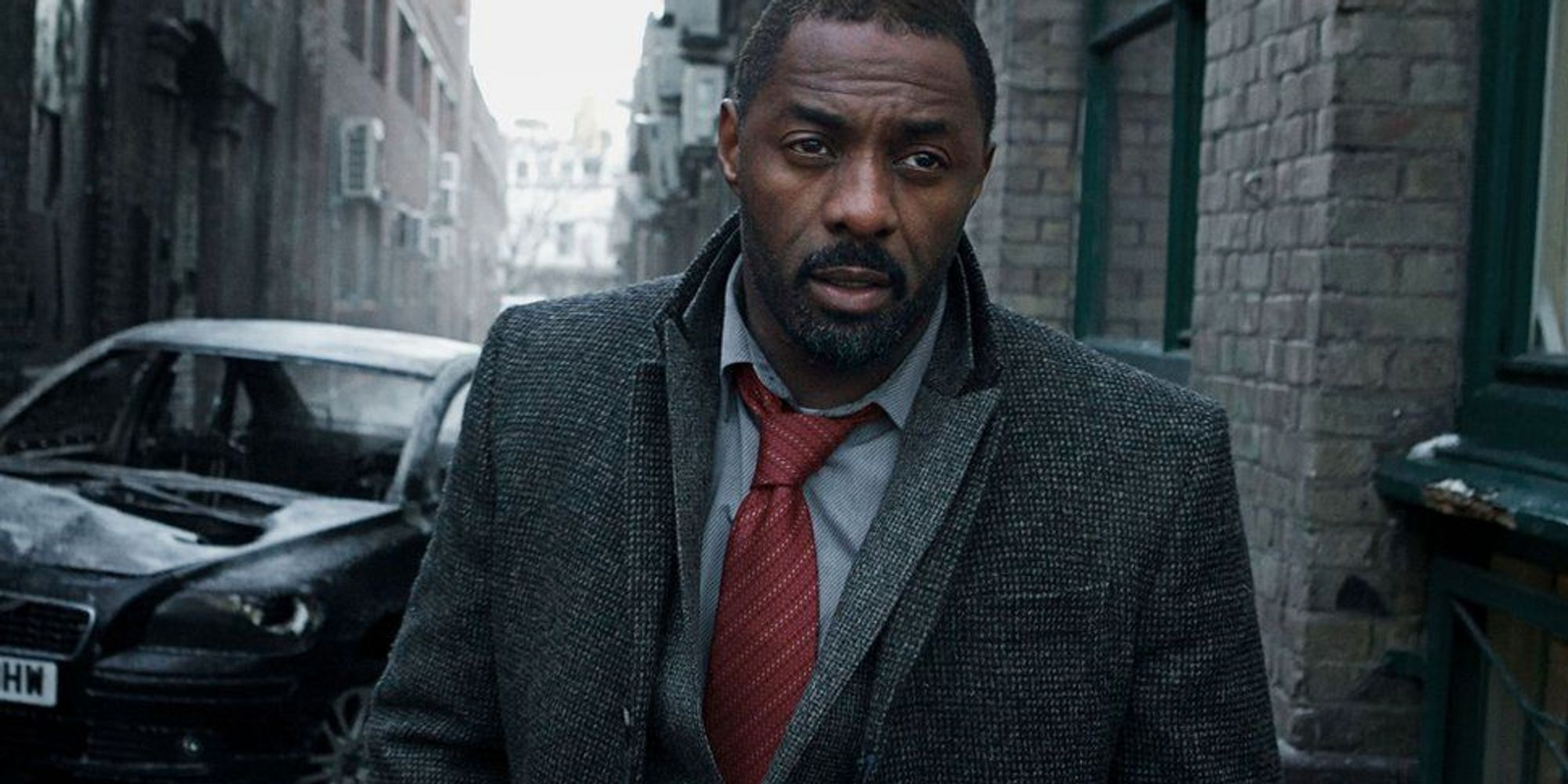 Idris Elba Serie