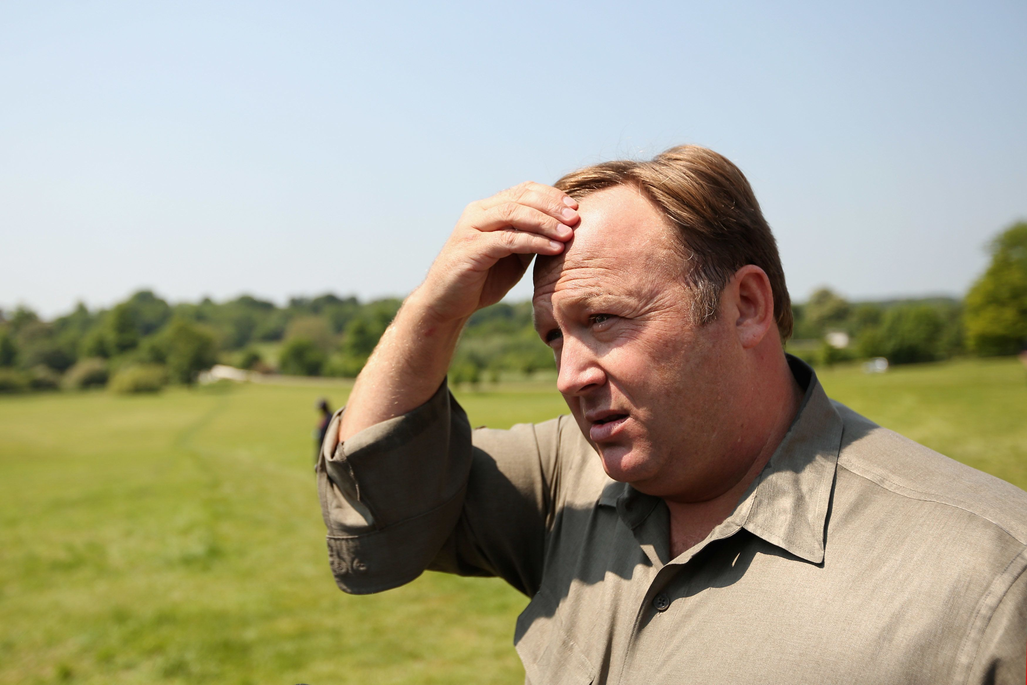 Here Are The Most Outrageously Offensive And False Things Alex Jones Has