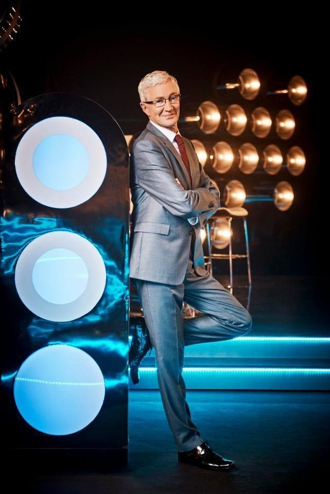 Paul O'Grady is the new host of 'Blind