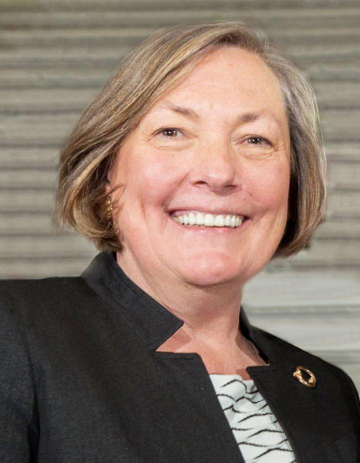 Suzin Bartley, executive director of The Children's Trust