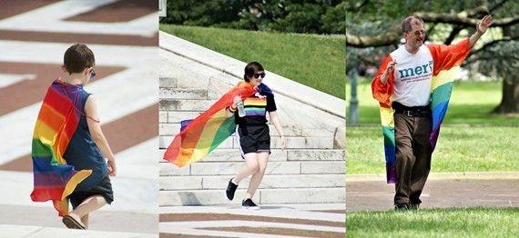 Our Rainbow Superhero's