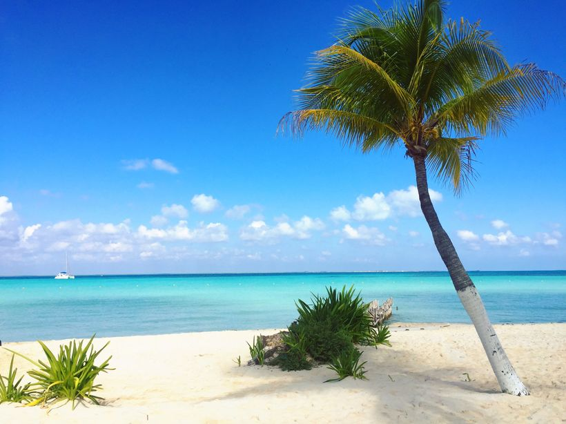 Playa Norte (North Beach) in Isla Mujeres