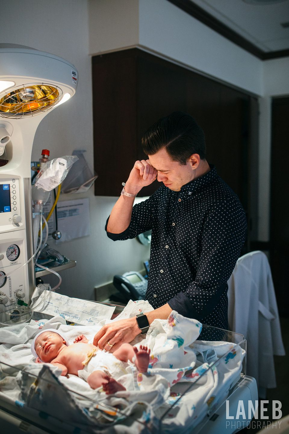 29 Magical Photos Of Dads In The Delivery Room | HuffPost Life