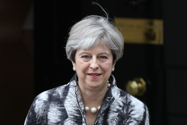 'I Got Us Into This Mess, I'll Get Us Out' Theresa May Faces Tory MPs After Disastrous Election