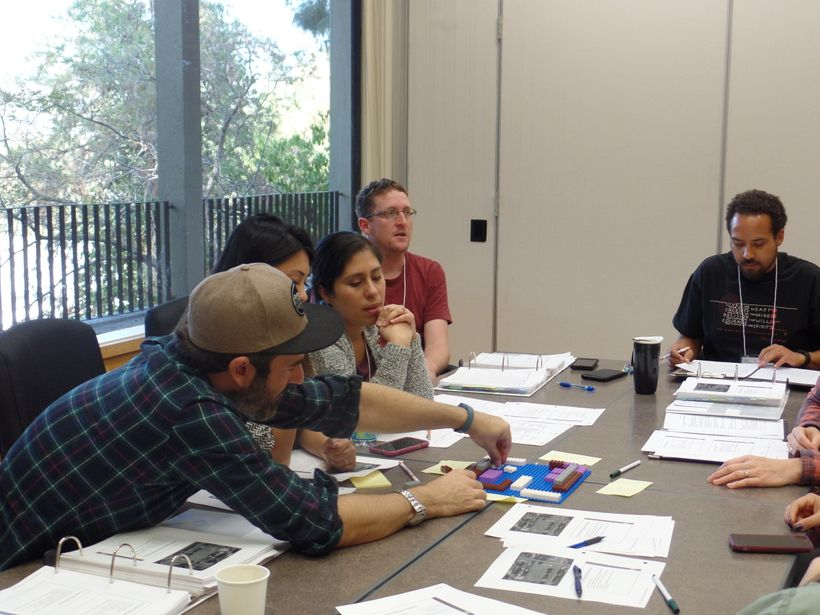 Non-profit developers hone their skills through simulation sessions, working with actual affordable housing case studies.