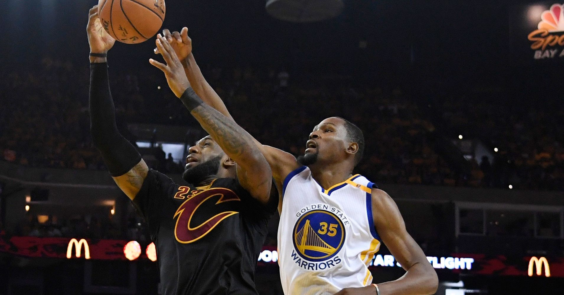 Someone Paid $133,000 For Warriors-Cavs Tickets | HuffPost