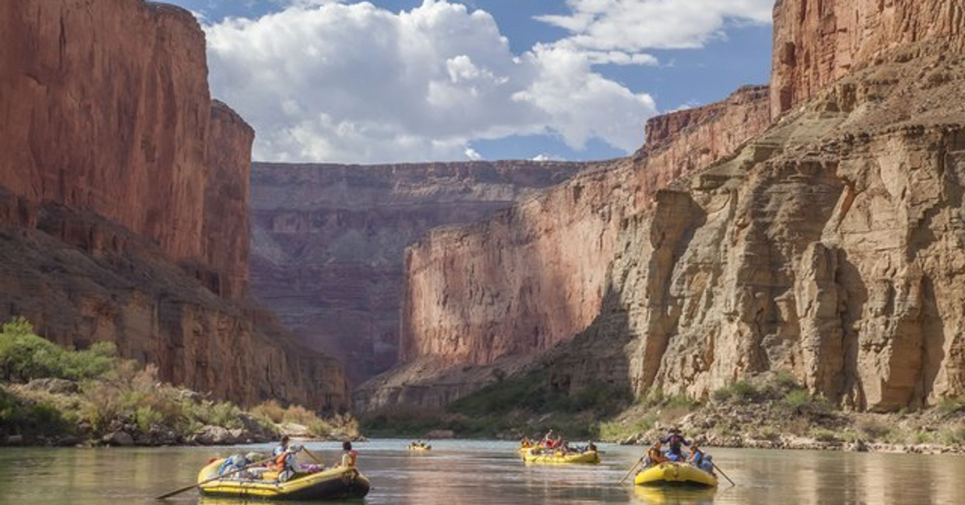 The 18 Most Beautiful U S Landmarks To Visit This Fourth Of July Huffpost