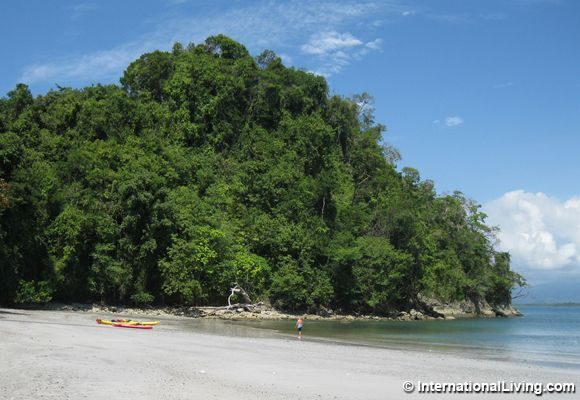 Playa Biesanz, Costa Rica