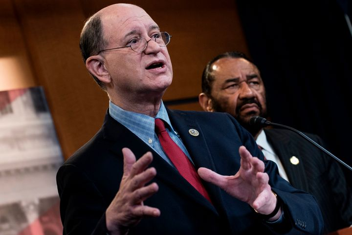Rep. Brad Sherman (D-Calif.) says there's already enough evidence to warrant impeachment proceedings against President Donald