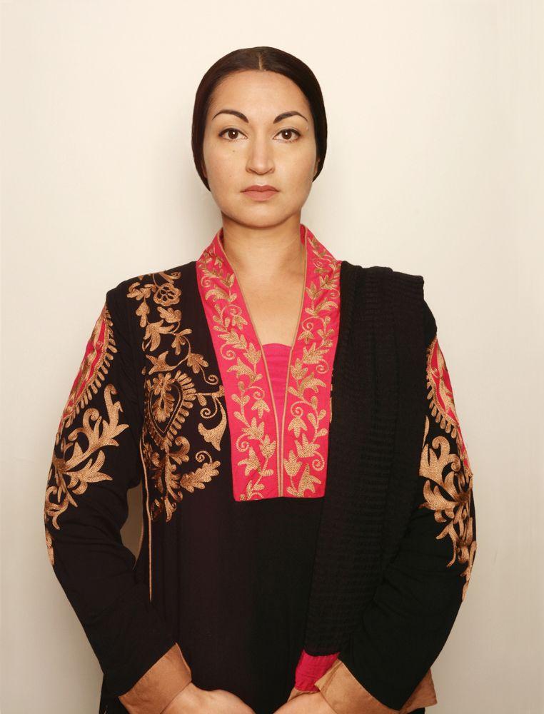 Sheinina Raj: Intercultural (Pakistani Woman)